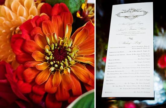 Atlanta wedding. Invitations by betsywhite.com - Beth and Jason 4