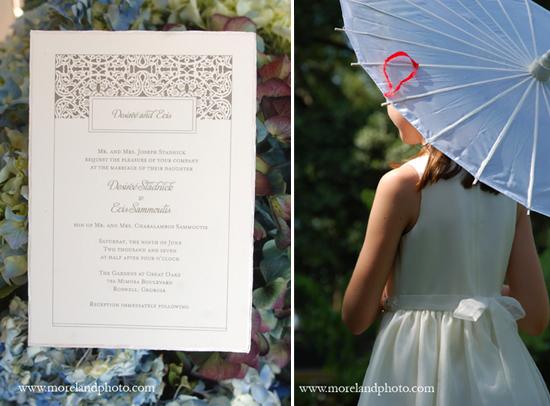 Georgia wedding. Invitations by betsywhite.com - Desiree and Evis 4