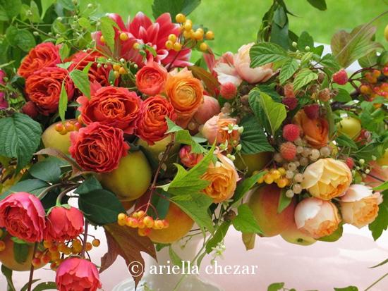 Flowers by Ariella Chezar 1