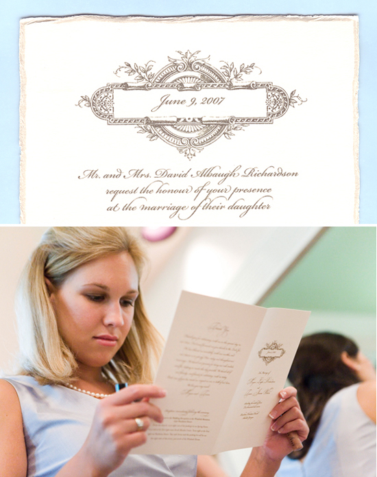 wedding invitations by betsywhite.com - Megan & Trevor 5