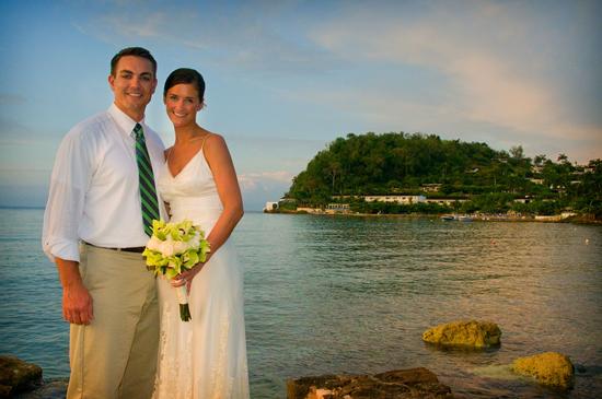 Destination wedding in Jamaica. Invitations by betsywhite.com.