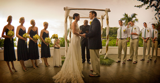Destination wedding. Invitations by betsywhite.com. Kristen and Jason 7