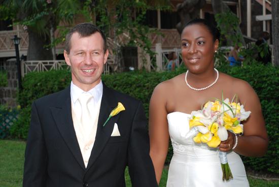 Destination Wedding - invitations by betsywhite.com - La Tasha and Clive 1