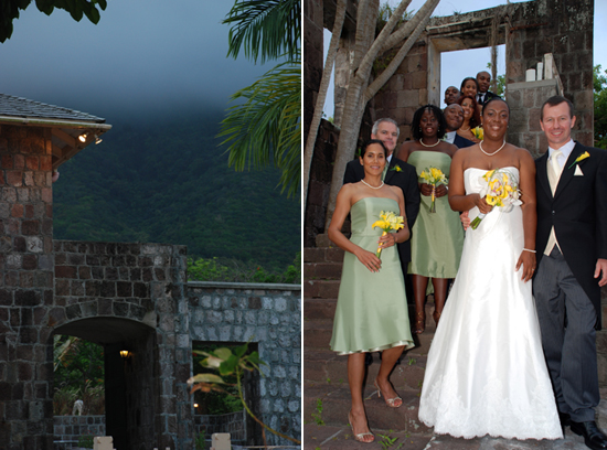 Destination Wedding - invitations by betsywhite.com - La Tasha and Clive 2