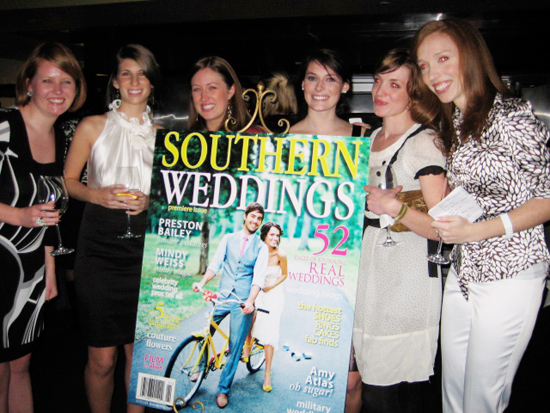 The ladies of Southern Weddings