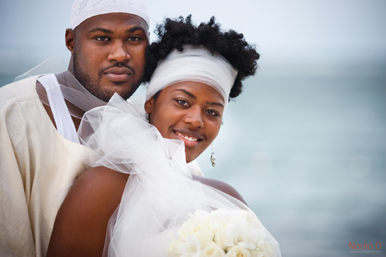 Destination wedding in Jamaica, invitations be betsywhite.com. Ceshia and Anthony 1