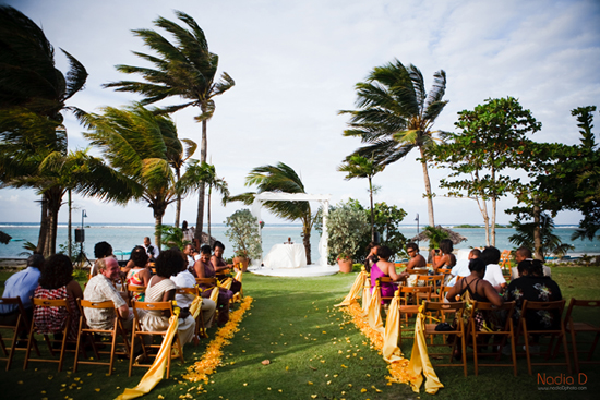 Destination wedding in Jamaica, invitations be betsywhite.com. Ceshia and Anthony 6