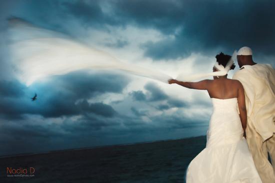 Ceshia and Anthony destination wedding portraits 1