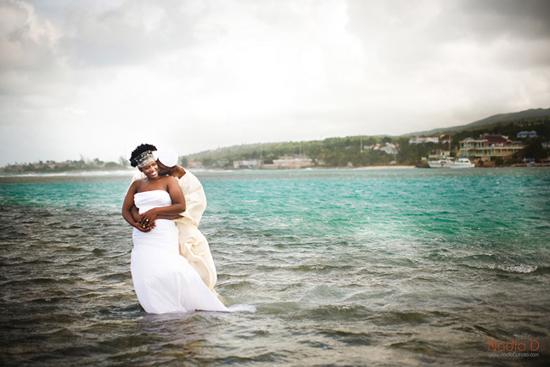 Ceshia and Anthony destination wedding portraits 8