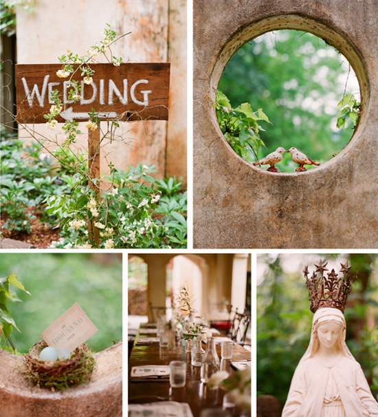 wedding sign, elizabeth messina photography