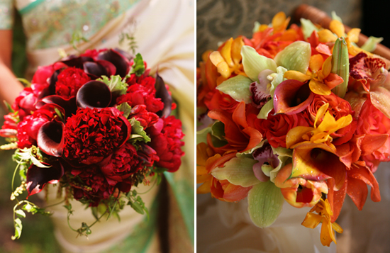California wedding florist - Nancy Liu Chin
