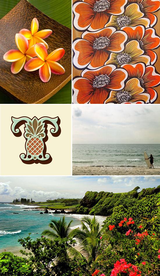 invitation inspiration: hawaii