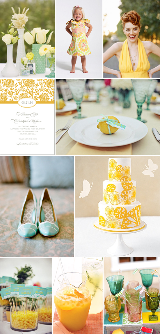 wedding inspiration: southern hospitality