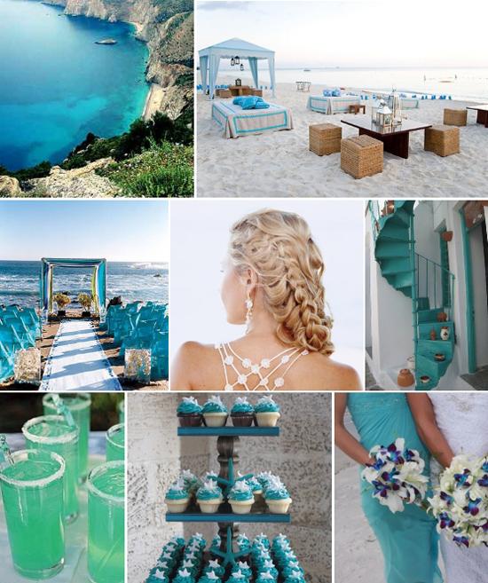 Wedding Inspiration - Greece