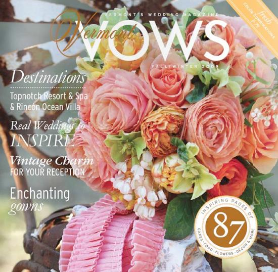 betsywhite stationery in vermont vows magazine