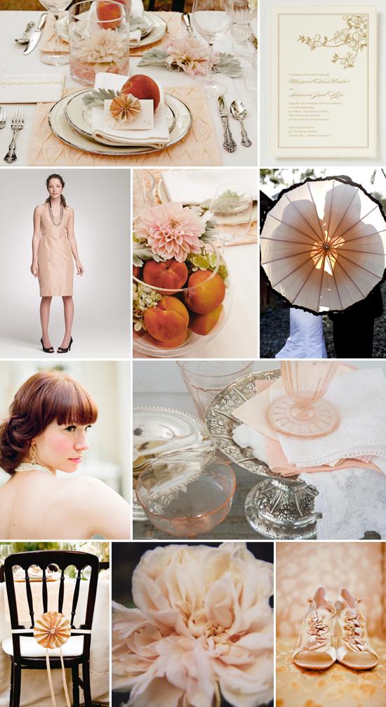 Georgia Peach Wedding