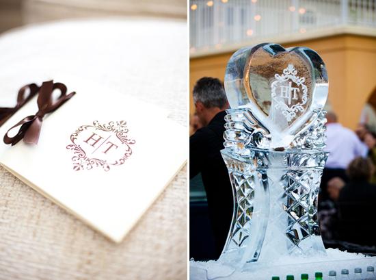 wedding logo by betsywhite stationery