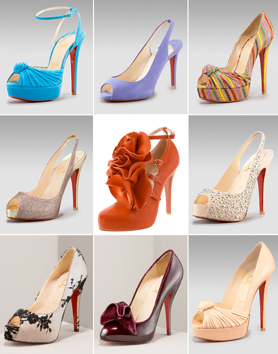 Christian Louboutin 2009 Collection