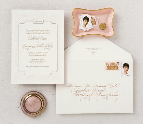 new wedding invitations by betsywhite stationery