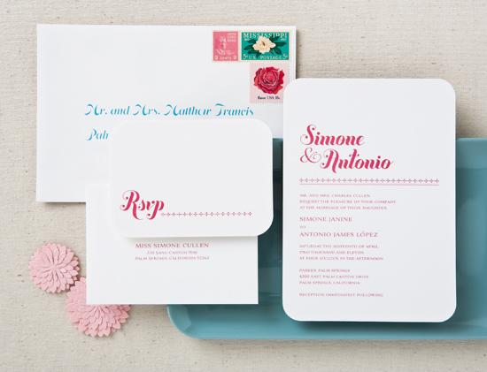 wedding invitation by betsywhite stationery