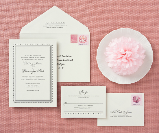 affordable wedding invitations by betsywhite.com