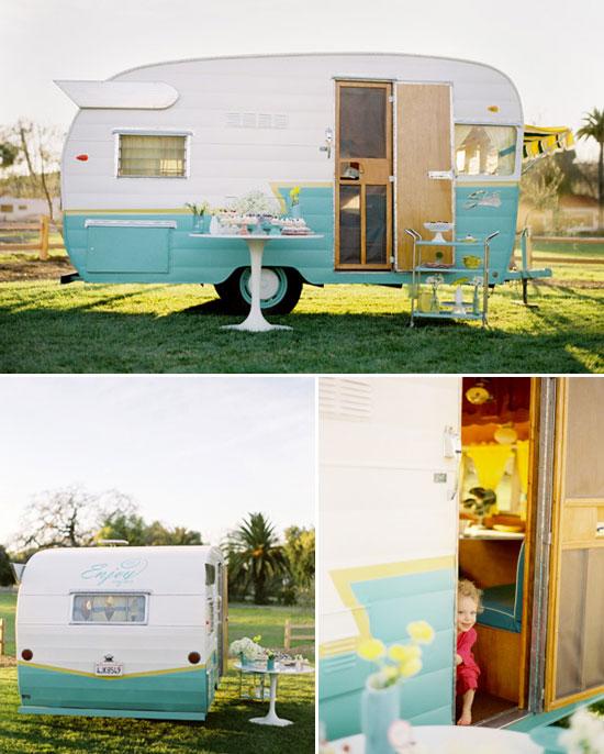 Enjoy Cupcakes - cupcake trailer