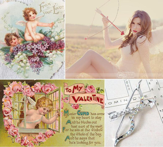 wedding inspiration: cupid