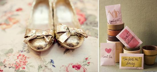 wedding inspiration: spring garden party