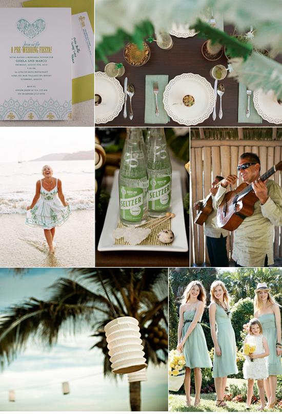 pre-wedding fiesta inspiration