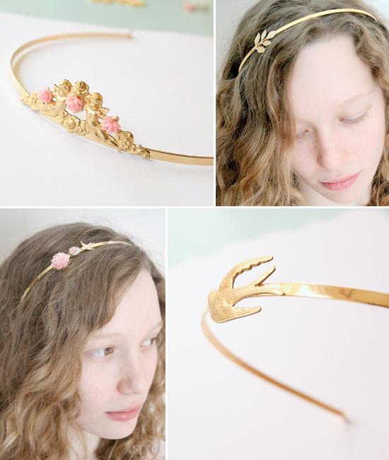 vintage wedding tiara