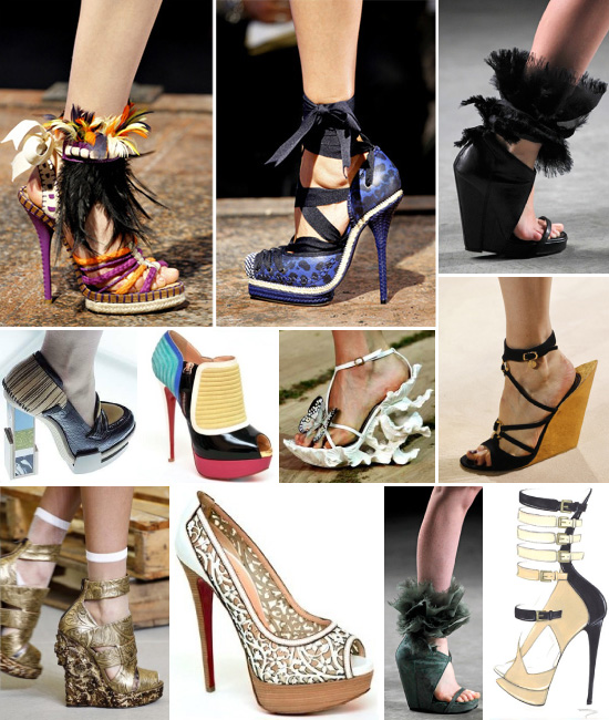 trendy shoes for 2011