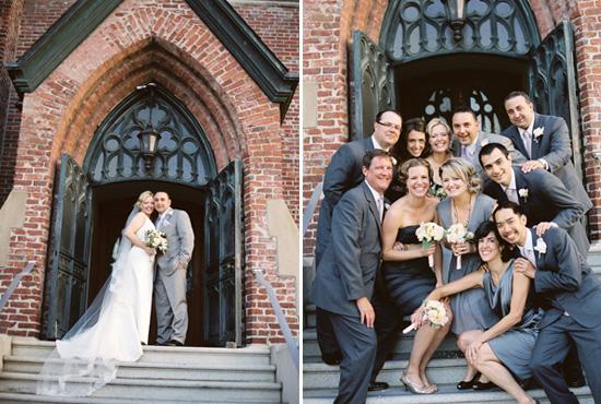 Real Wedding: Ashley and John (ceremony)