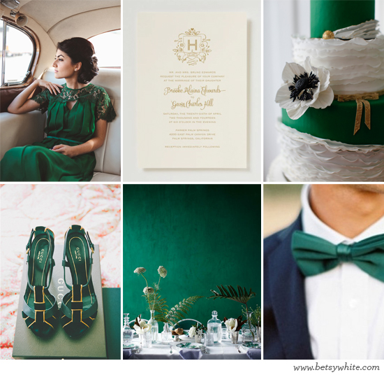 Inspiration: Emerald