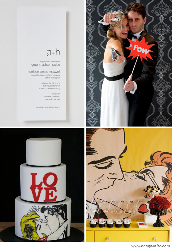 Inspiration: Pop Art Proposal