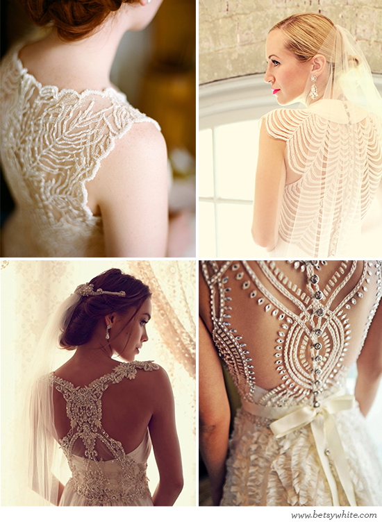 Beautifully Beaded Backs