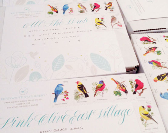 National Stationery Show 2014 - Mailer