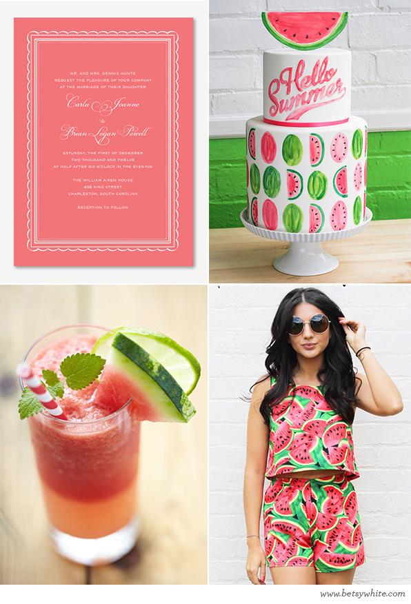 Sweet Summer Watermelon