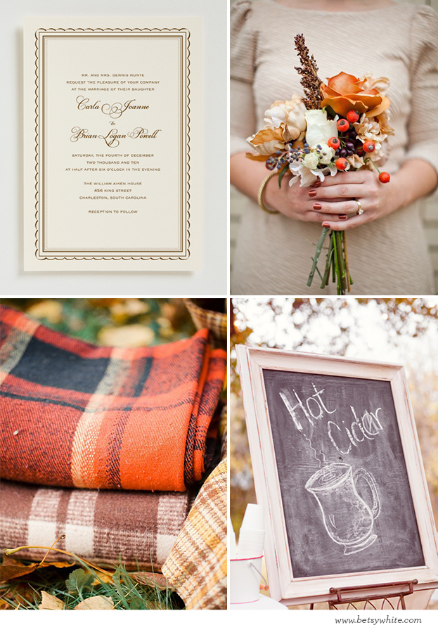 Cozy October Ceremony