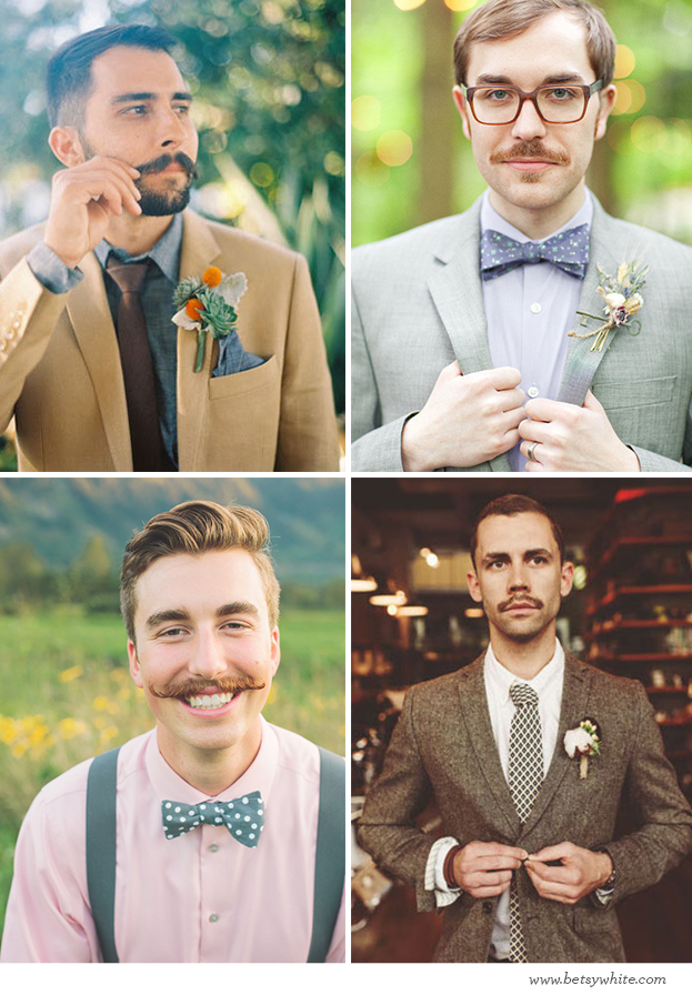 Movember Grooms